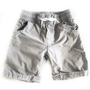 3 Pommes Surfside Drawstring Beach Shorts Size 4-5